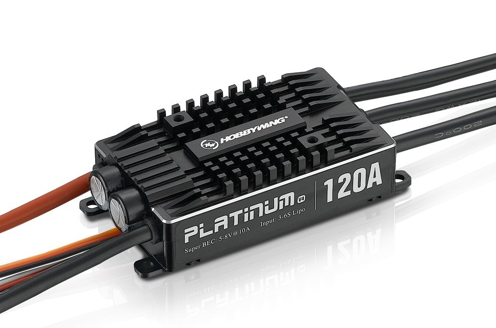 Hobbywing Platinum Pro V4 120A Speed Controller