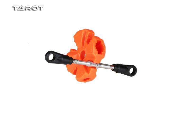 Orange Linkage Ball Wrench